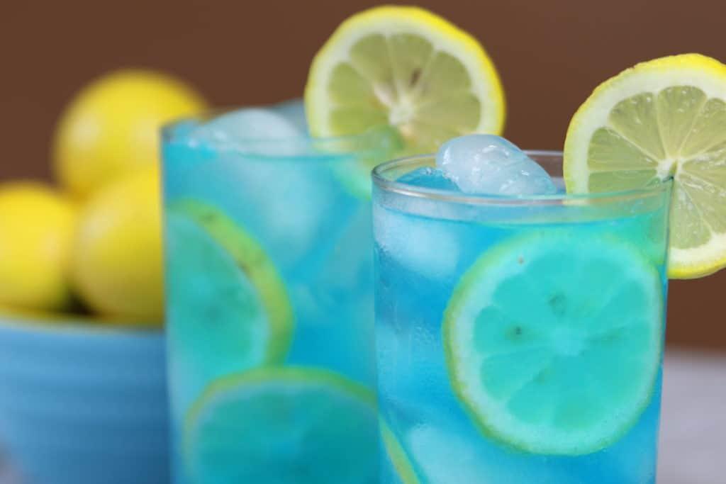 Electric Lemonade Vodka Lemonade