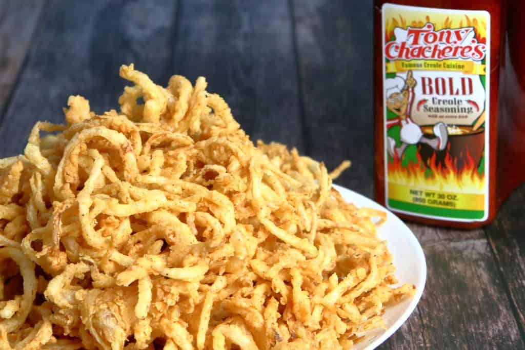 Fried Onion Strings
