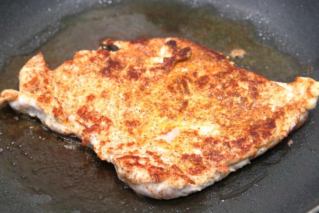 sauteed chicken breast